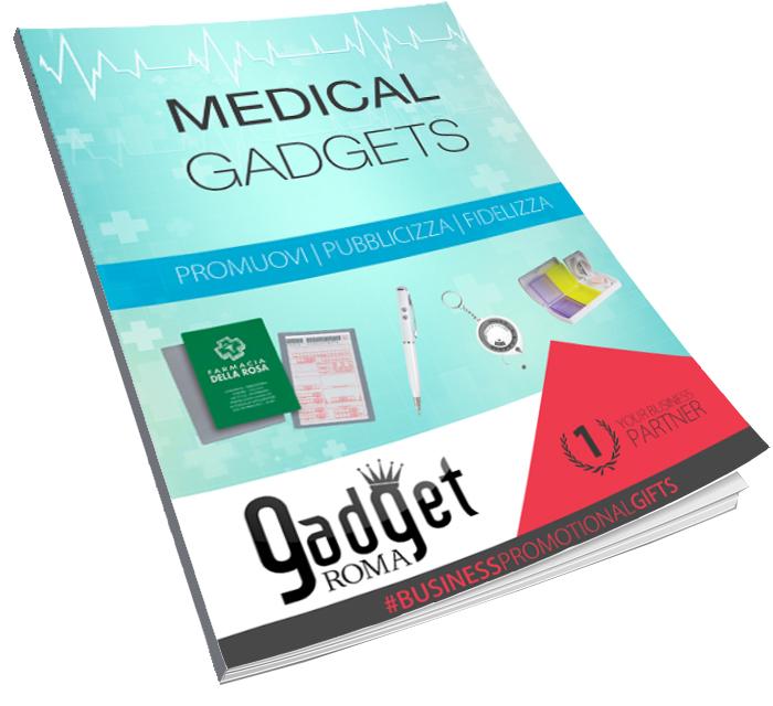 gadget personalizzati medica