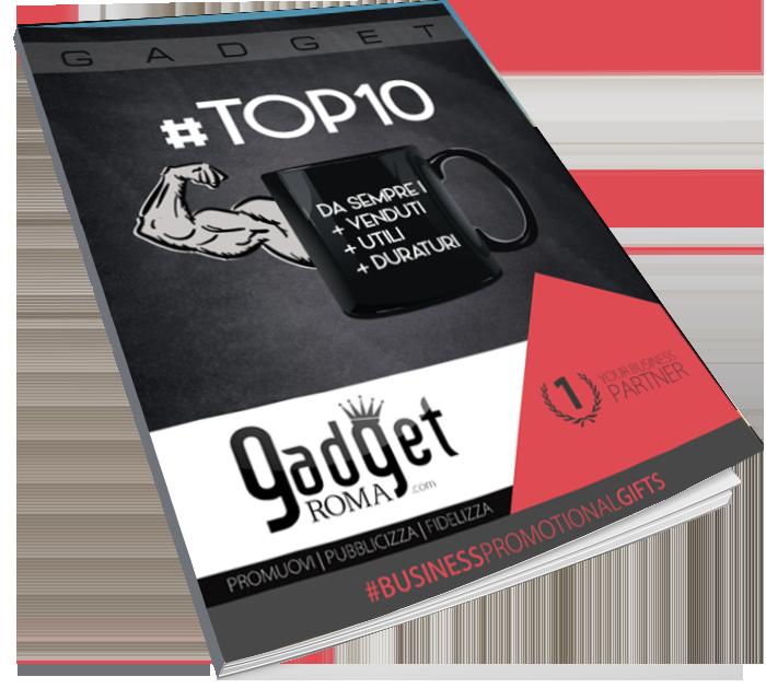 gadget personalizzati TOP10