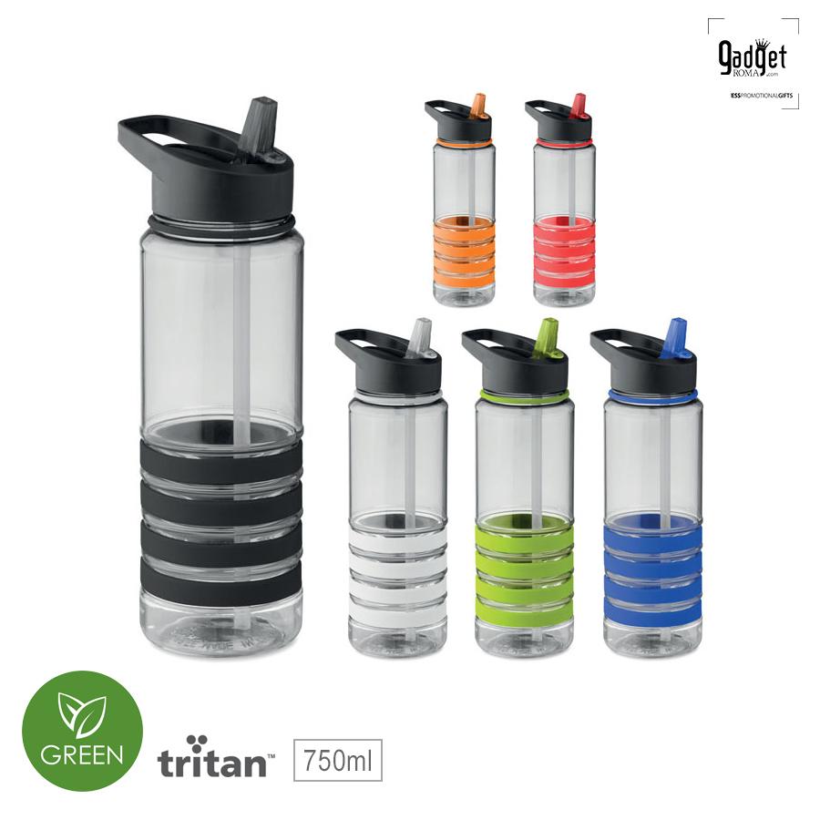 Bottiglie personalizzate tritan