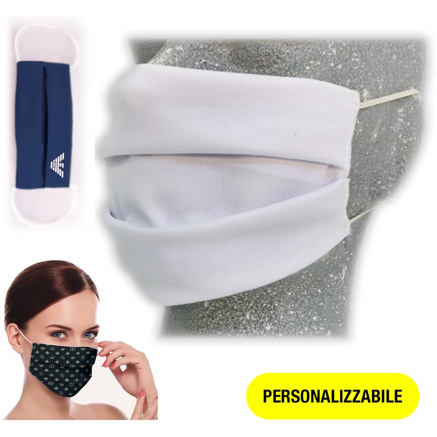 mascherine certificate tessuto lavabile riutilizzabile