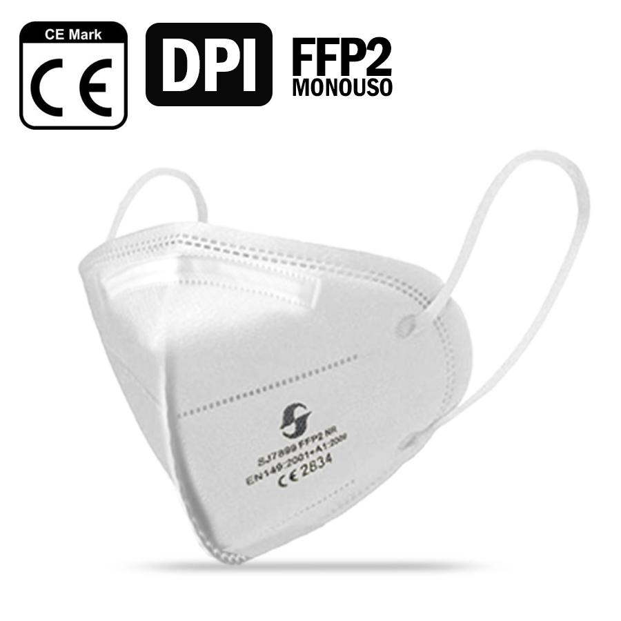 mascherine ffp2 certifica ce